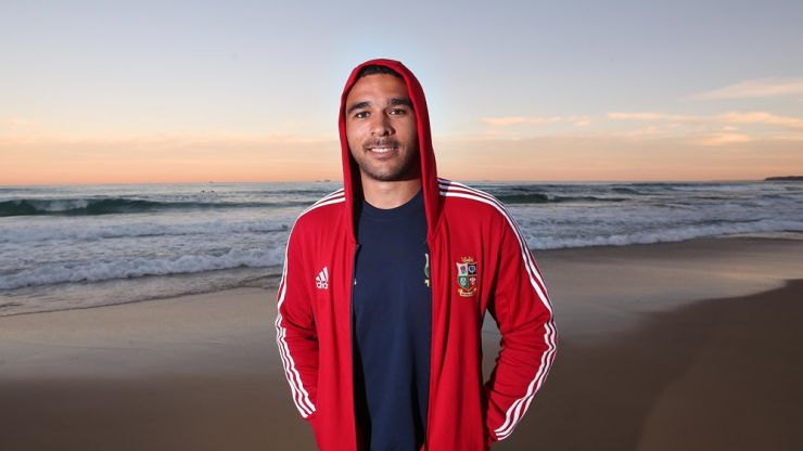 Lions Pic of the Day: Zebo arrives Down Under