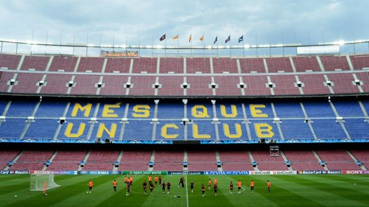 Irish youngster at Barcelona signs a new two-year-deal