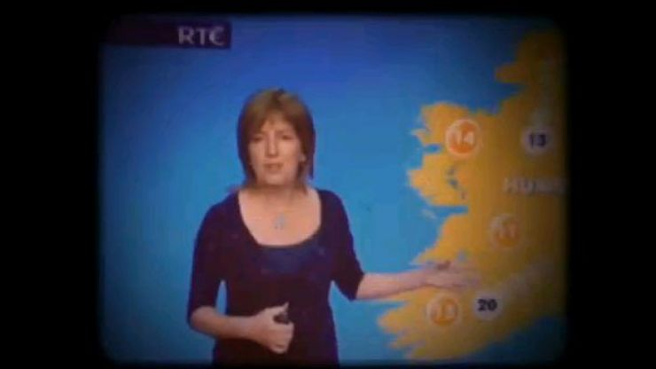 Video: Evelyn Cusack singing 'Hot In Here' pisstake is pretty funny