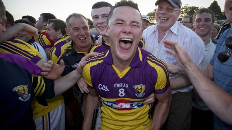 Wexford commentator loses his teeth with excitement and a third chance for Tipp?