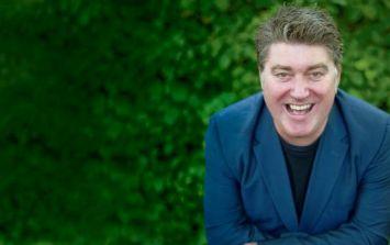 Comedian Pat Shortt takes great pleasure in Kilkenny loss