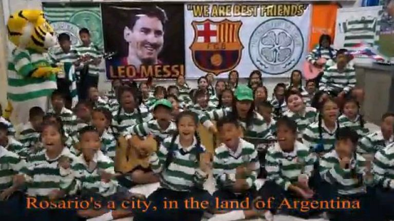 Video: The Thai Tims 'The Gambler'-inspired song for Leo Messi is pretty good