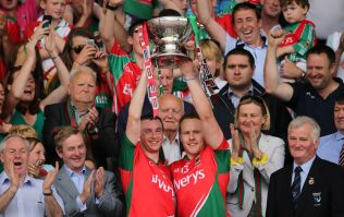 Pic: Another day, another Home and Away star snapped with the Mayo colours