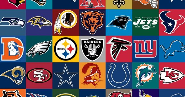 Picture The Evolution Of Every Nfl Logo From Every Team Joe Is The Voice Of Irish People At Home And Abroad