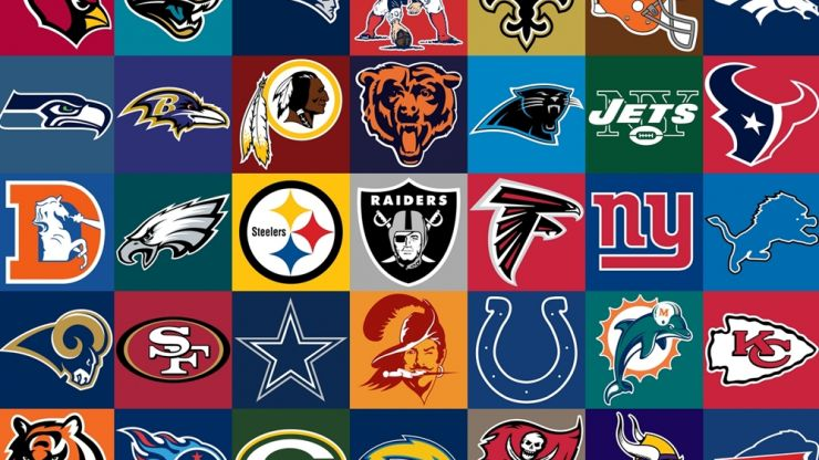 Picture: The evolution of every NFL logo from every team