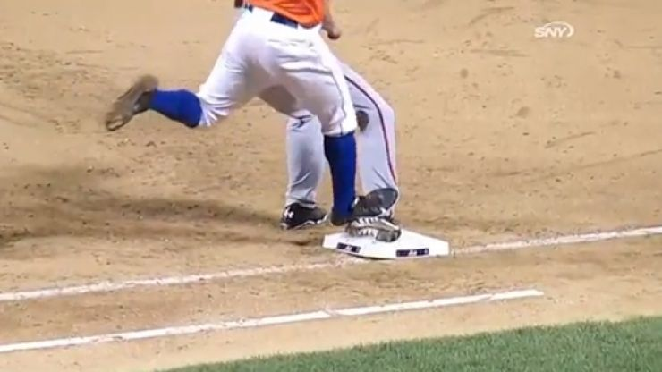 Video: Baseball player suffers gruesome ankle injury