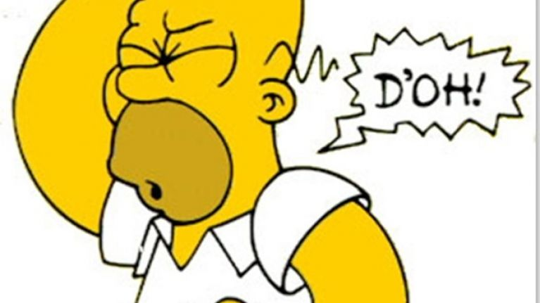 Homer to play a World Cup referee in match-fixing episode of The Simpsons