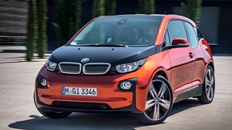 Gallery Bmw Unveils The I3 First All Electric
