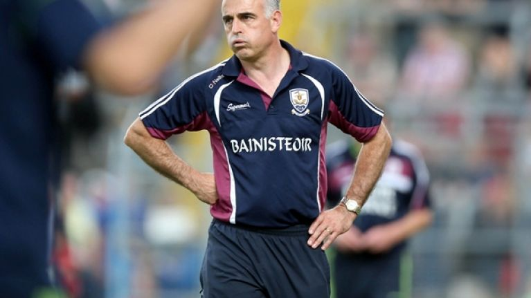 Anthony Cunningham to continue as Galway hurling boss for another two seasons