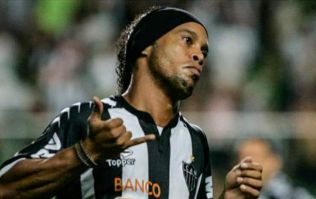 Ronaldinho tweets a magnificent image of every jersey he ever wore