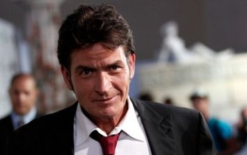 Video: Charlie Sheen was in Scotland recently, hunting the Loch Ness Monster