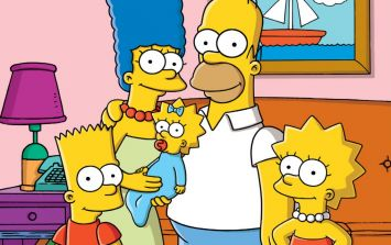The Simpsons are going to have a crossover episode with Family Guy