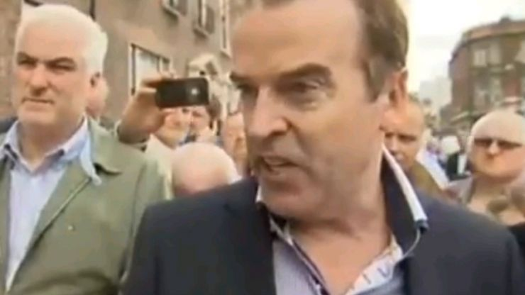 Video: Tom D'Arcy called Constance Markievicz a man on RTE News yesterday evening