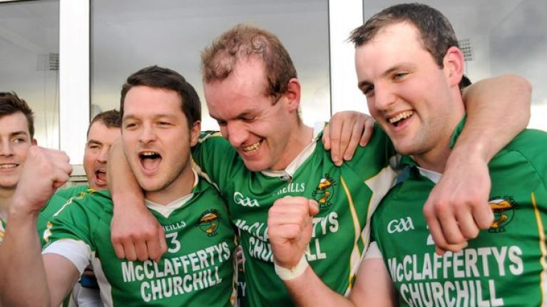 Donegal star Michael Murphy tells JOE what his GAA club means to him