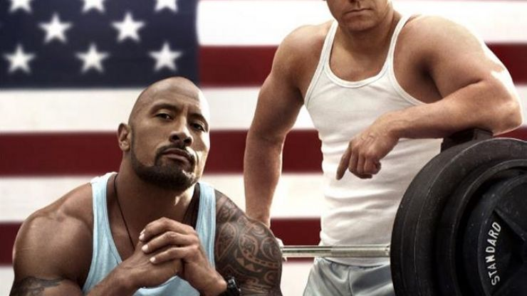 Here's The Rock's workout plan that got him in incredible shape for Pain & Gain