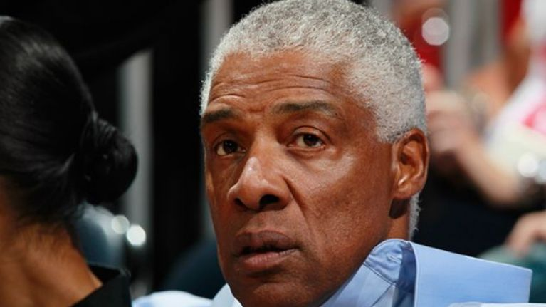 Video: Move over Jordan, Dr J is still dunking (just) at 63