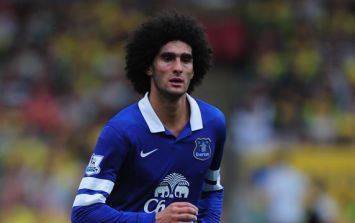 Moyes bids for Fellaini and Baines, Everton eye James McCarthy and Spurs take lead in Willian race
