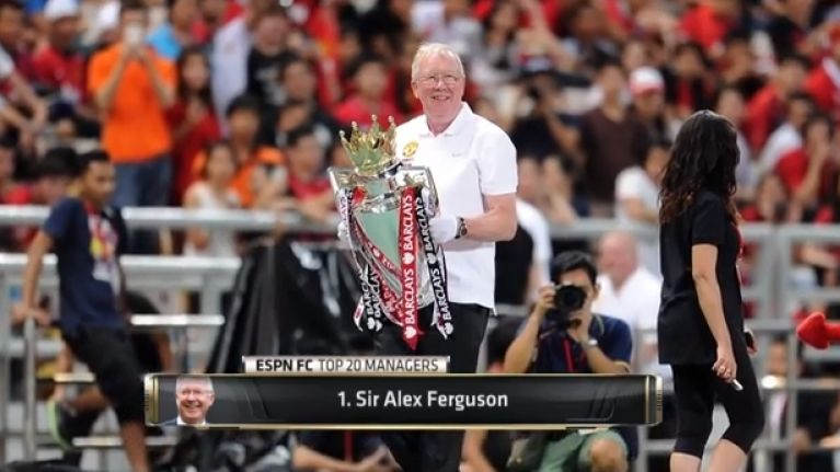 Video: ESPN seem to have already forgotten what Fergie looks like