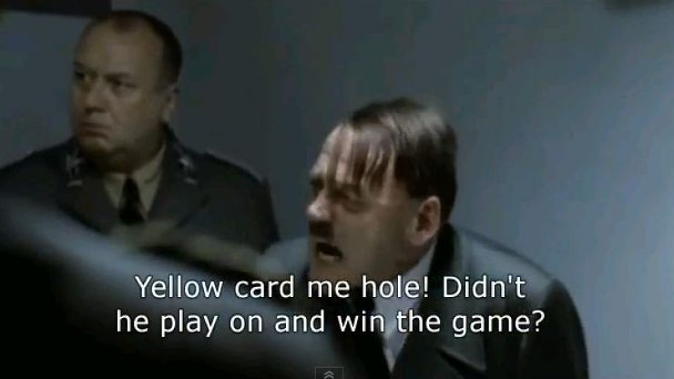 Meath footballer Ciaran Lenehan's 'Hitler Reaction' video for the Sean Cavanagh tackle is fantastic