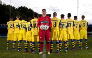 How Farnborough Town's squad will contain Messi, Maradona and Pele