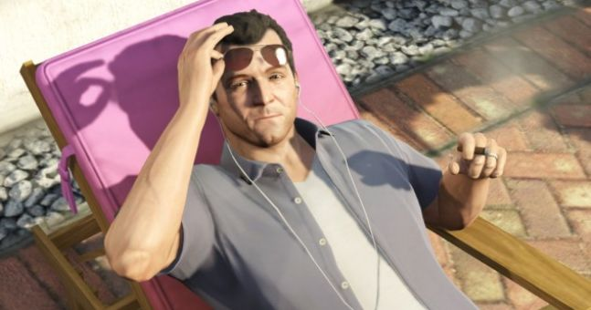 Picture: Careful now - a little bit of Father Ted will make an appearance in GTA V