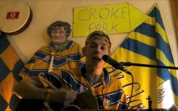 Video: The Banner's Road to Croker is the best GAA song of the summer