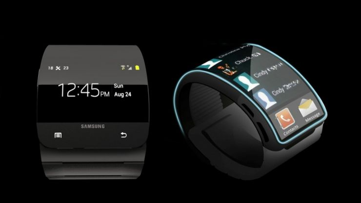 Picture: Check out the Galaxy Gear, Samsung's incredibly slick and futuristic smartwatch