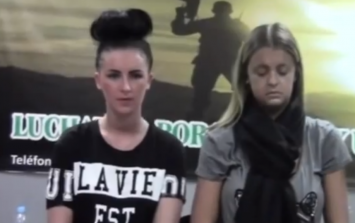 Video: Footage of Irish woman arrested in Peru on drug charges emerges online
