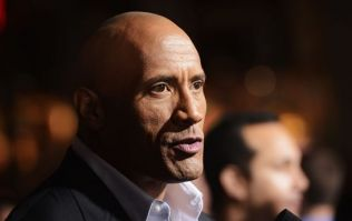 Pic: The Rock just posted this incredible message on Instagram after meeting a fan fighting cancer