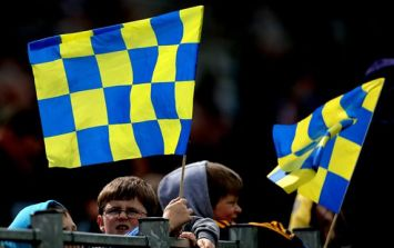 Pics: The new Everton away shirt should be wildly popular in Tipperary