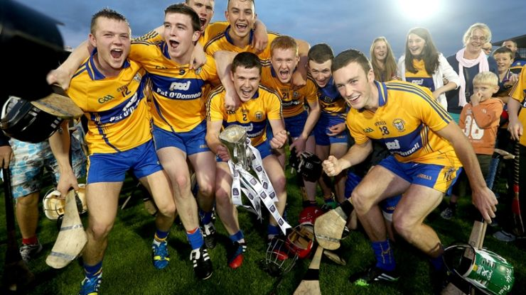 Gallery: Joy for Clare but despair for Tipp as Munster Under 21 Hurling Final is decided