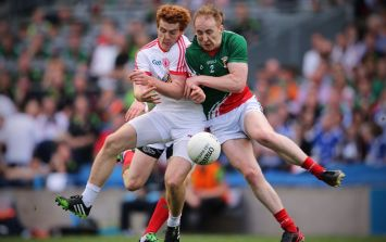 Gallery: Mayo emerge victorious from a tough semi-final clash with Tyrone