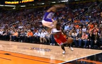 Video: There are some crackers in the top ten bloopers of the NBA season