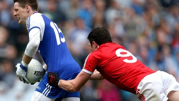 Time to make rugby tackles a part of the GAA and Brolly forced to eat a little humble pie