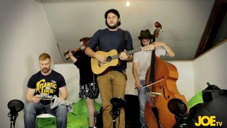 Video: JOE meets...Corner Boy from the Red Bull Bedroom Jam