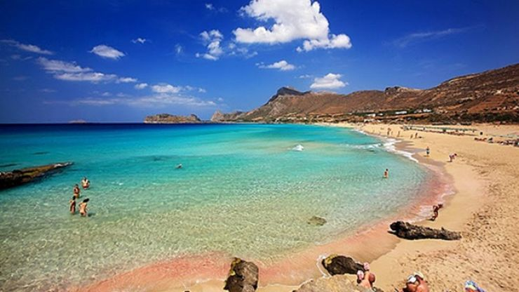 JOE and Corona help you Find Your Beach – You and the lads are off to Crete