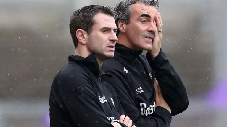 Donegal announce Rory Gallagher as their new GAA football manager