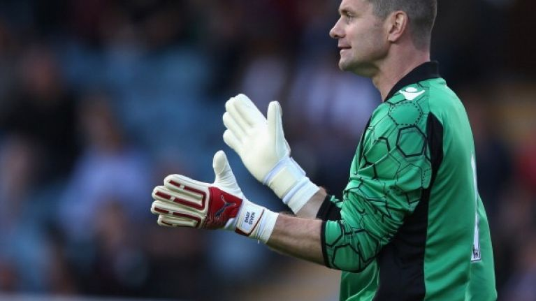 Shay Given named temporary assistant manager at Aston Villa as investigation is launched