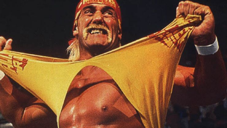 It's Hulk Hogan's birthday, so here are a few of our favourite moments of Hulkamania