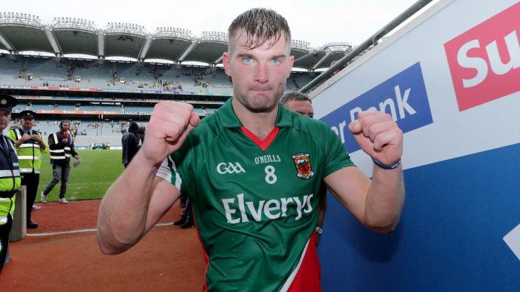 Man of the match Aidan O'Shea was refused at the door of a Dublin night club last night