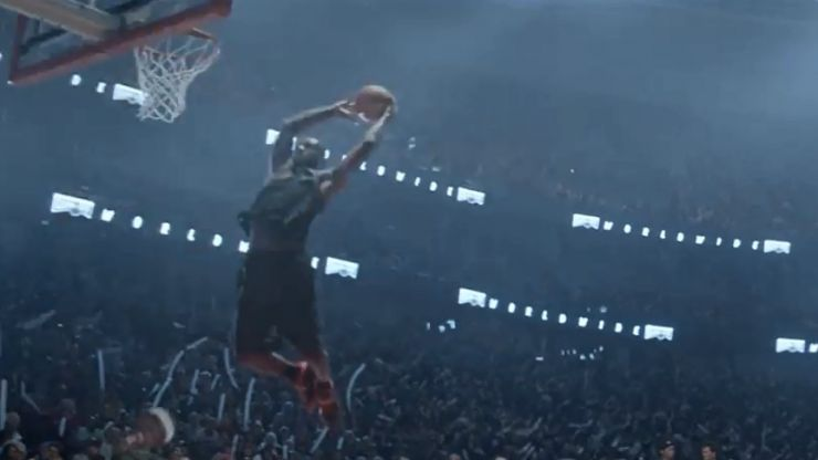 Video: LeBron, Pique, Serena Williams, Bradley Cooper and Chris Pine star in very cool new Nike ad