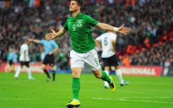 Reports that Ireland/England friendly scheduled for May 2015 in Dublin