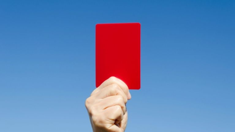 Fouling the last man will no longer be a red card offence