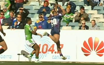 Video: Brilliant try from the NRL yesterday