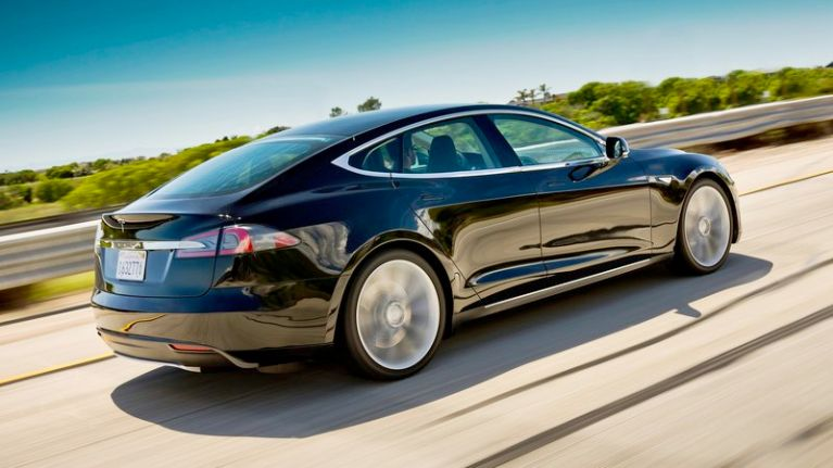 All Electric Tesla Model S Is Now The Safest Car Ever Tested In Us