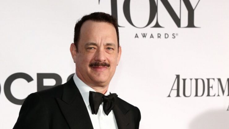 Tom Hanks was watching the Galway minor hurlers in Shannon Airport at the weekend
