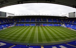Pic: The seats you may want to avoid at White Hart Lane