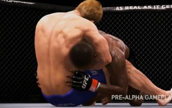 Video: The gameplay trailer for the new UFC game looks pretty slick