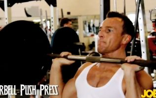 Video: How to get ripped like Wolverine...part 3
