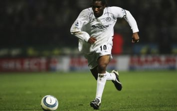 Nivea Player Profile: Jay Jay Okocha